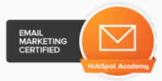 HubSpot Email Certification